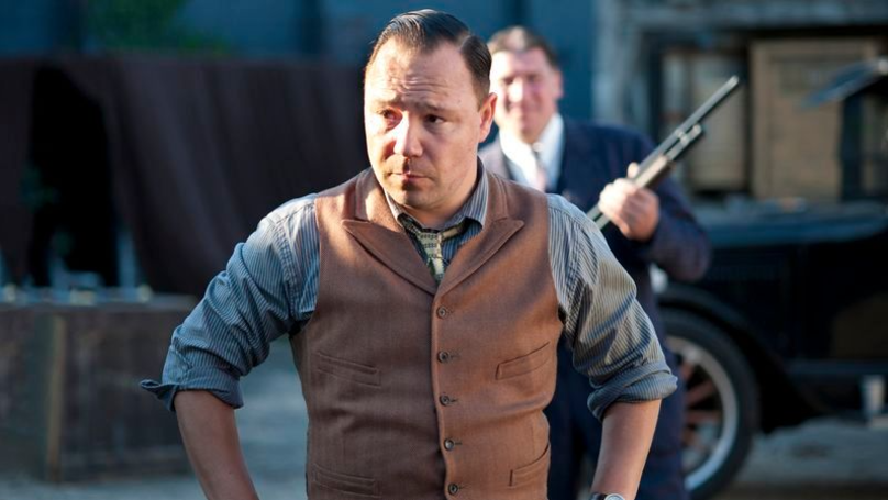 ​Stephen Graham Hints That He Could Play Al Capone In 'Peaky Blinders' After All