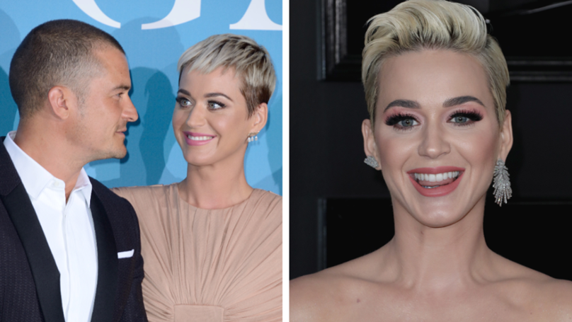 Katy Perry Confirms Engagement To Orlando Bloom On Instagram