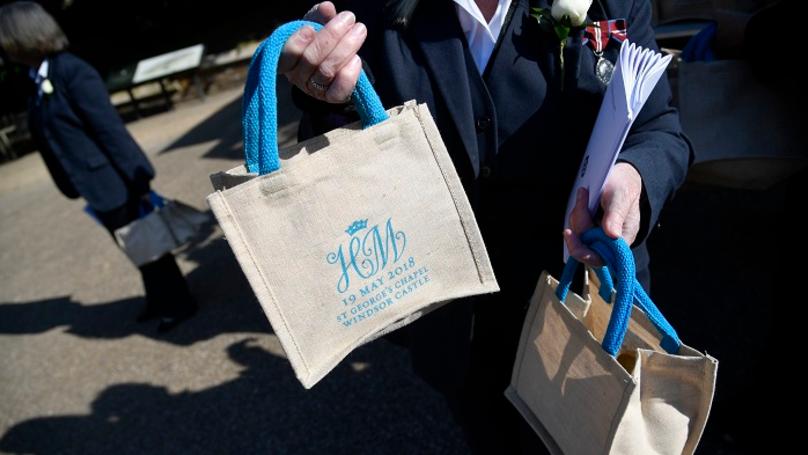 Woman Manages To Make £21K Flogging Royal Wedding Goodie Bag On eBay