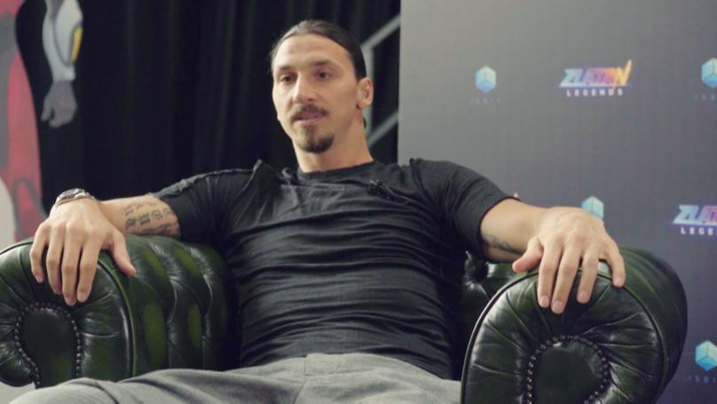Zlatan Ibrahimović Trolls Super Agent Mino Raiola