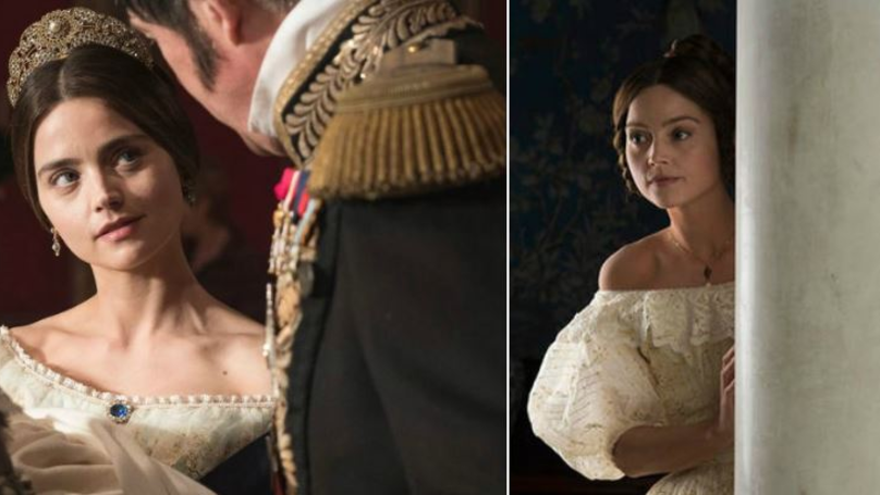 Jenna Coleman Shares First Look At Series Three Of Victoria