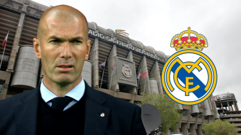 Zinedine Zidane Rejects Offer To Return To Real Madrid