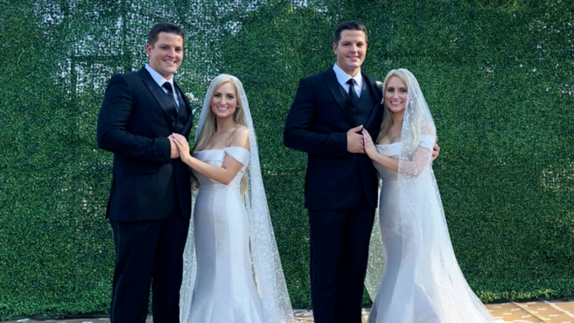 Identical Twin Sisters Who Married Identical Twin Brothers Deny Switching Partners