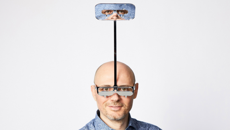 Inventor Creates Periscope Glasses So You Can See Over Tall People At Gigs