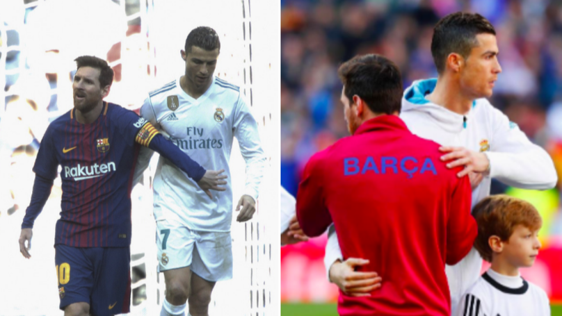 Video Graphic Shows Lionel Messi And Cristiano Ronaldo's Incredible Numbers In Spanish Football