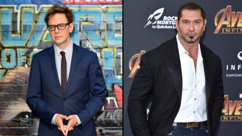 Dave Bautista Blasts Disney For Firing James Gunn
