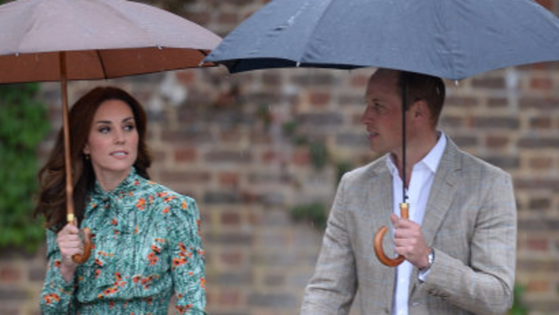Huge Payout For Duke And Duchess Of Cambridge Over Topless Photos