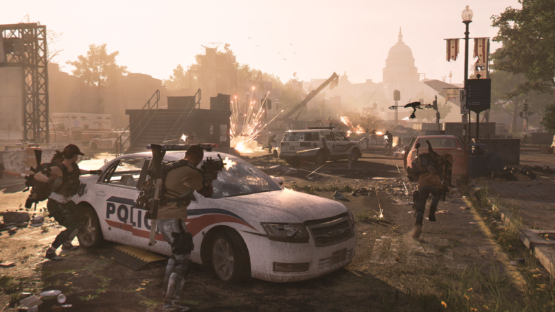 "​'The Division 2' Skills Bug Is Ubisoft's ""Highest Priority"" Right Now"