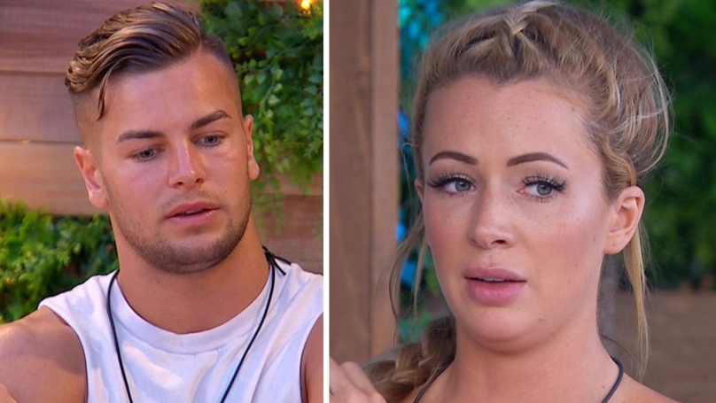 Love Island's Chris Hughes Hits Back At Claims He And Liv Knew Each Other Before Show