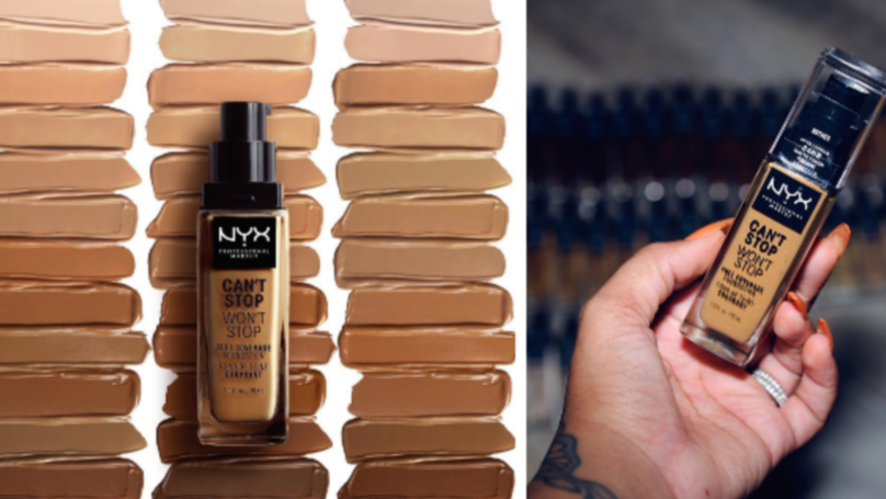 The New £14 NYX Foundation Has Got Make-Up Lovers Very Excited