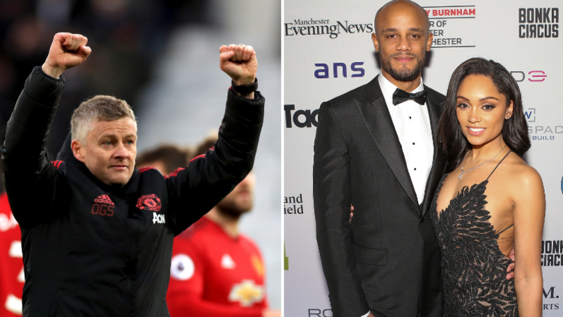Ole Gunnar Solskjaer Delivers Classy Message At Vincent Kompany Charity Dinner
