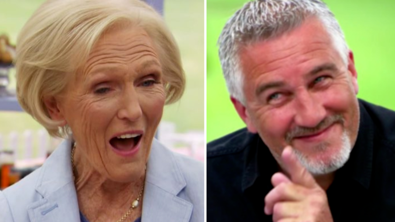 Mary Berry Reveals She Was Once Arrested At An Airport And Put In A Cell