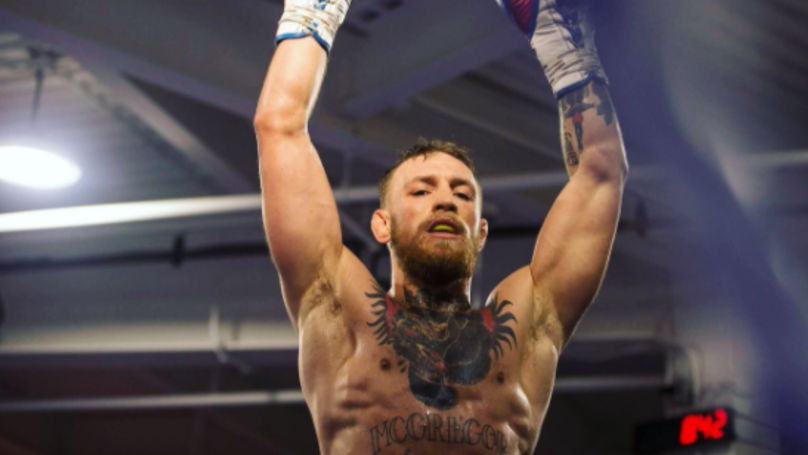 Conor McGregor Delivers Another Trash-Talk Message To Floyd Mayweather