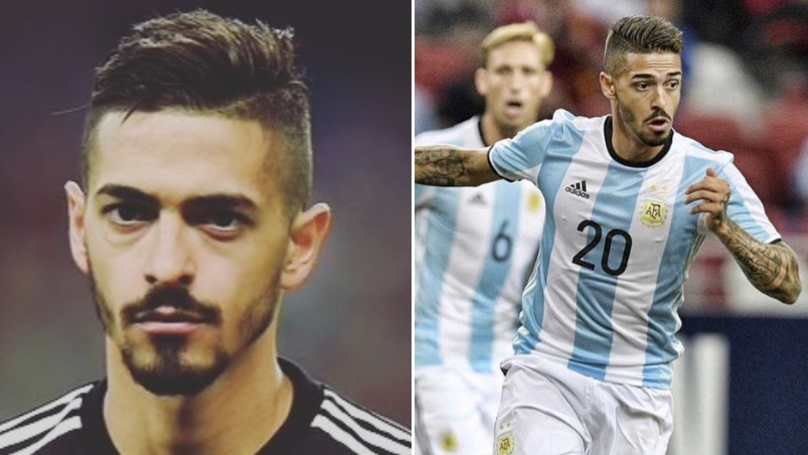 Manuel Lanzini Issues Heartbreaking Message After Being Ruled Out Of The World Cup