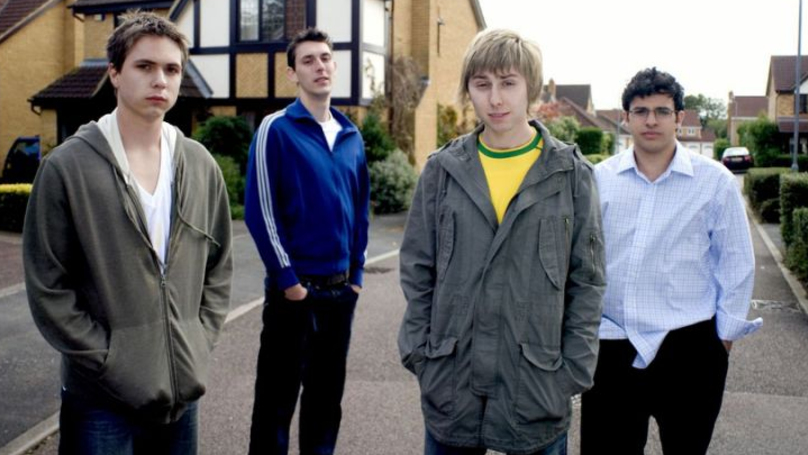 The 'Inbetweeners' Reunion Will Air On New Year's Day