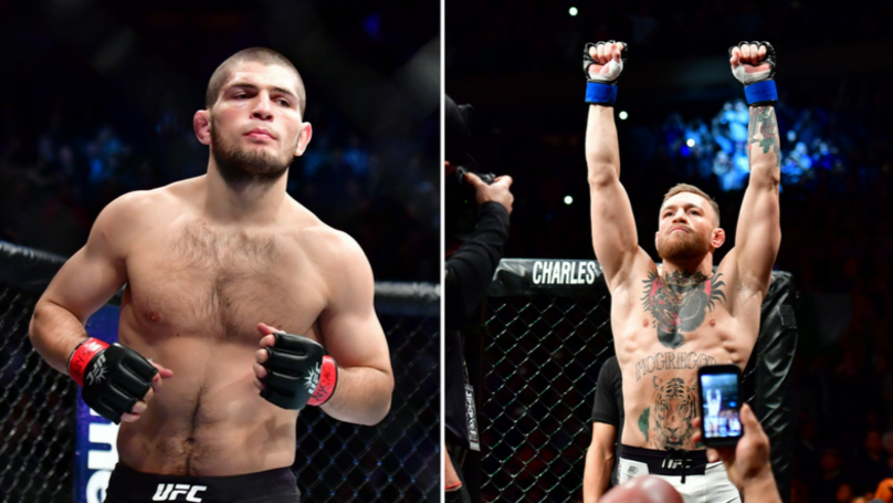 Conor McGregor Caught In Race Storm Over Deleted Tweet To Khabib Nurmagomedov