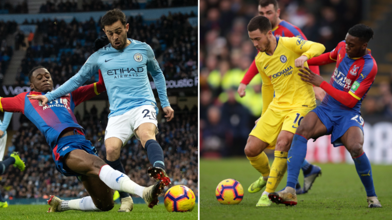 Aaron Wan-Bissaka Leads Most Of The 2018/19 Premier League Defensive Stats