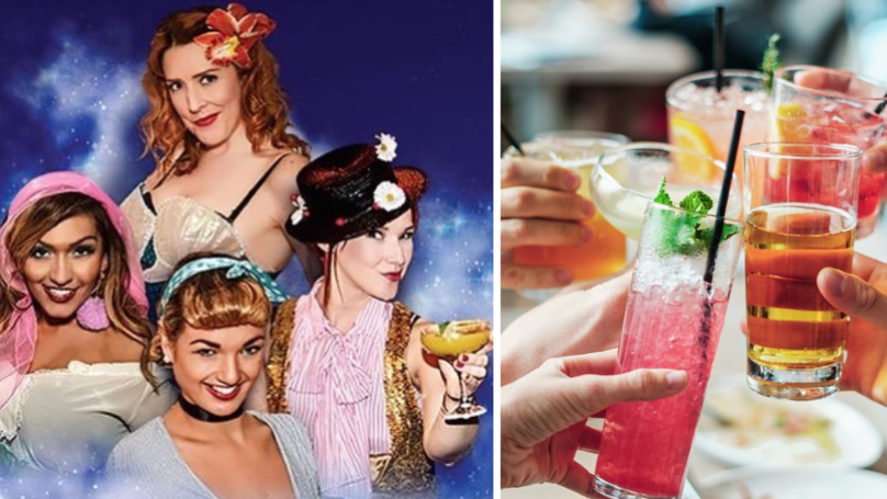 This Disney-Themed Bottomless Brunch Sounds Like A Fairytale Dream Come True