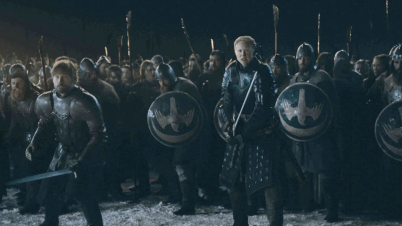 Total War Players Not Impressed With The Tactics In 'Game Of Thrones'
