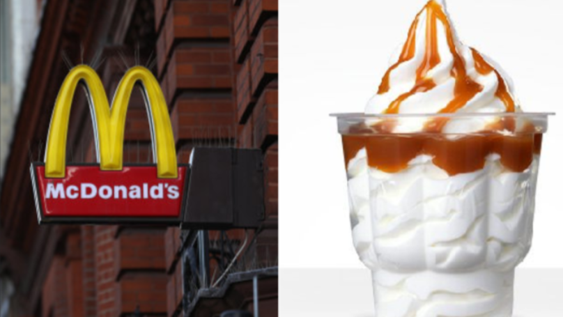 People Are Angry That McDonald's Is Discontinuing The Ice Cream Sundae