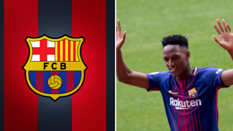 Barcelona Fans Were Very Impressed With Yerry Mina's La Liga Debut
