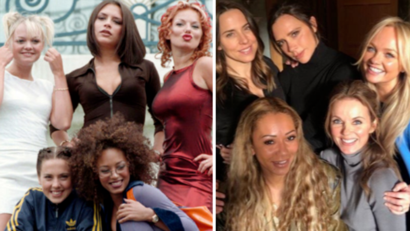 The Spice Girls Are 'Set To Voice An Animated Superhero Film' As Part Of Comeback