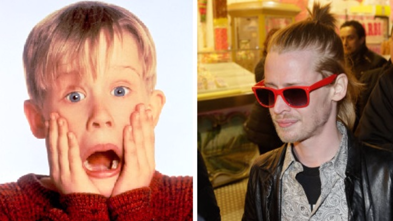 Home Alone's Macaulay Culkin's New Look Has Shocked His Fans