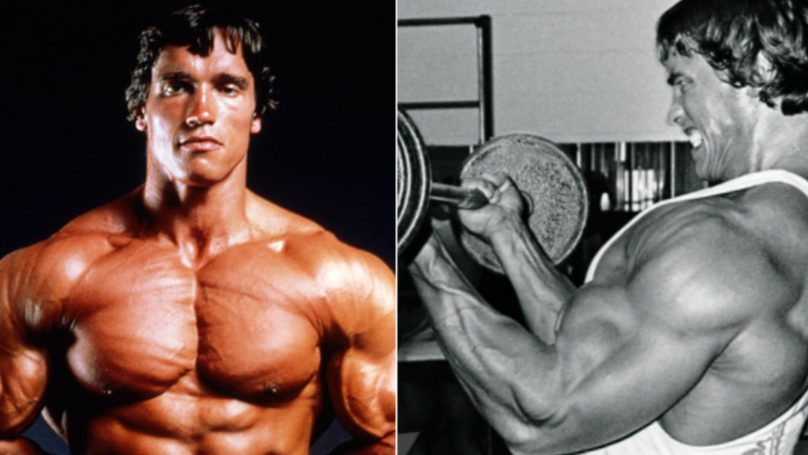 ​Arnold Schwarzenegger's Workout Routine To Become Mr Olympia Is The Stuff Of Nightmares