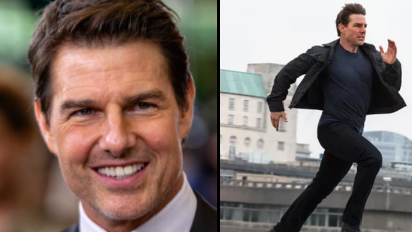 Research Shows Tom Cruise Films Are Better When He Runs More