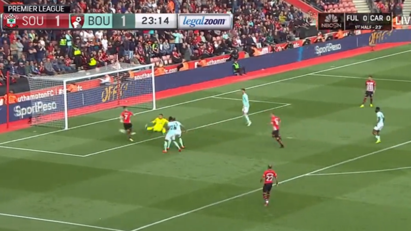 Shane Long Misses 'One Of The Easiest Chances In Premier League History'