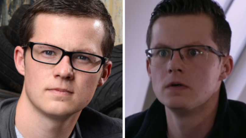 Former EastEnders Actor Harry Reid Looks Completely Different In New Role
