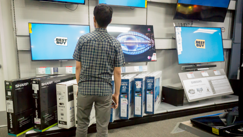 Some Smart TVs Are Collecting And Selling Customers Data