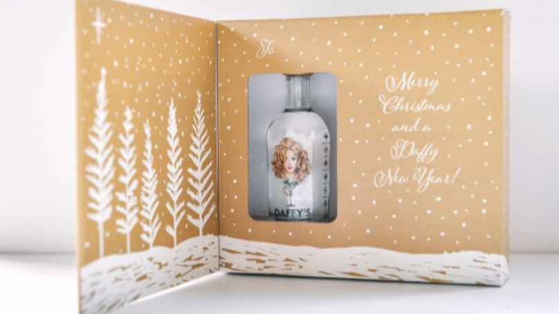 ​You Can Now Send Your Best Friend A Personalised Gin-Filled Christmas Card