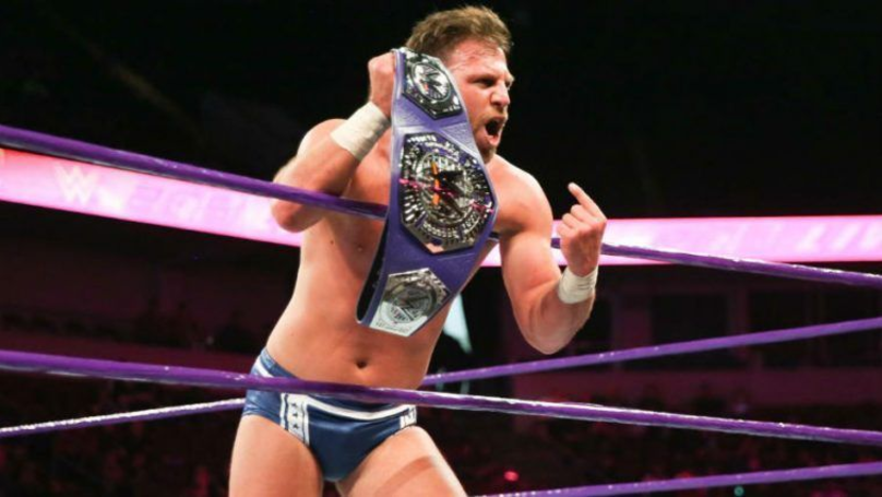 Drew Gulak Would Welcome Brock Lesnar 'Cutting Some Weight' To Join 205 Live