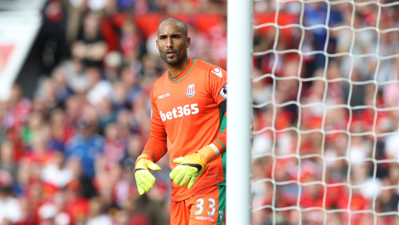 Manchester United Set To Confirm Shock Signing Of Stoke City Keeper Lee Grant
