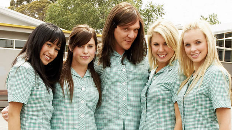 BBC Just Added 'Summer Heights High' To iPlayer And It's So Quiche