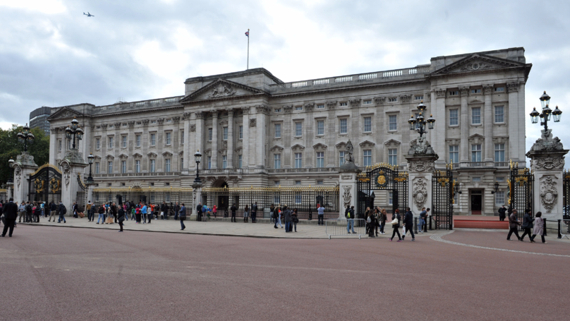Woman Arrested After Trying To Climb Gates At Buckingham Palace