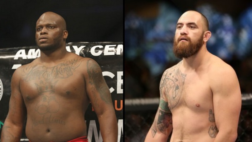 Derrick Lewis Destroys Travis Browne In UFC Fight And Post-Match Interview