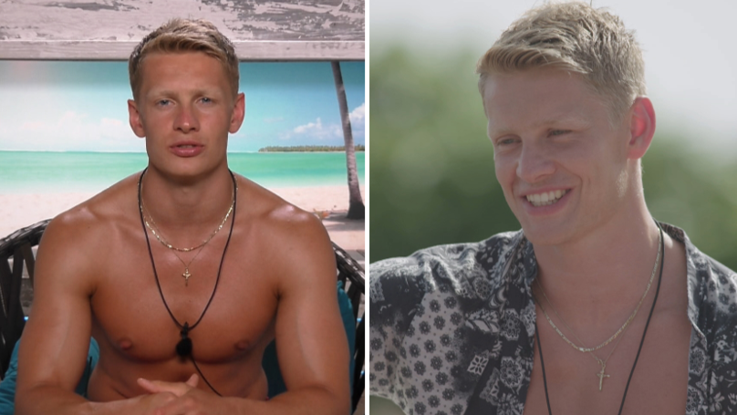 Love Island 2018: Fans Launch Search Party For Charlie Frederick's Eyebrows