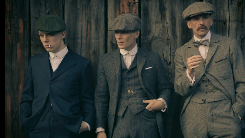 Good News Everybody, The UK Is Getting A 'Peaky Blinders' Festival