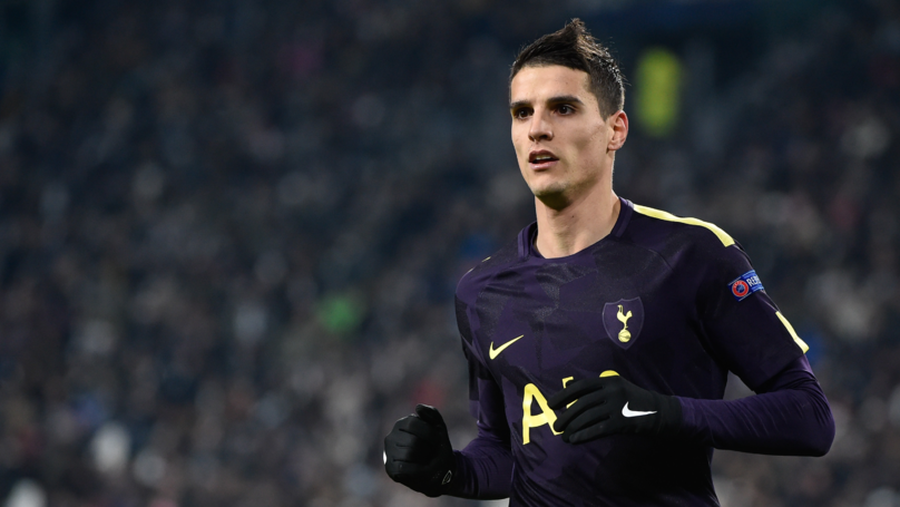 Erik Lamela Reveals What Spurs Players Said At 2-0 Down Against Juventus