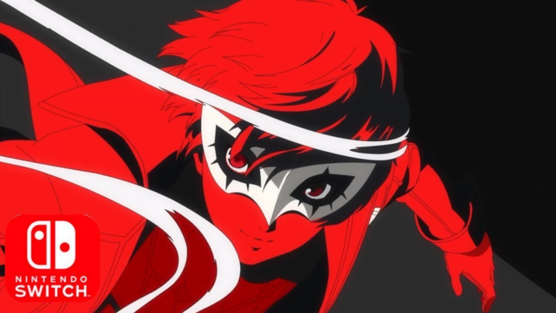 'Persona 5' Rumoured For Nintendo Switch After Joker 'Smash Ultimate' Reveal