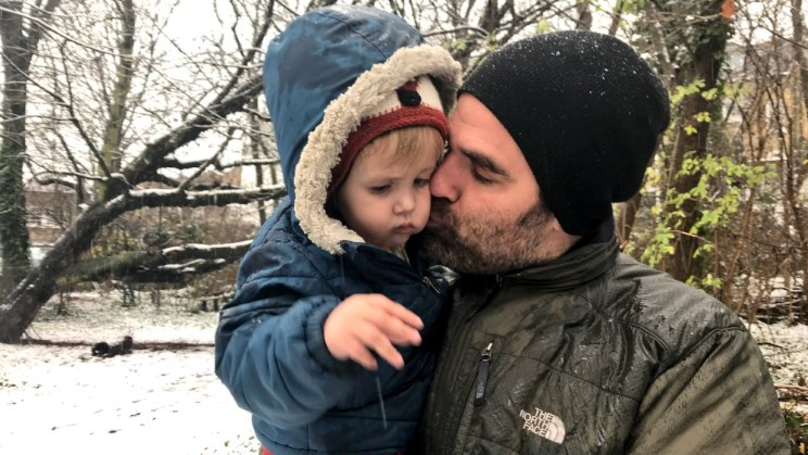 Rob Delaney Speaks About First Christmas Since Losing Two-Year-Old Son