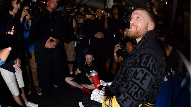 Conor McGregor Has Revealed His Post-Fight Plans
