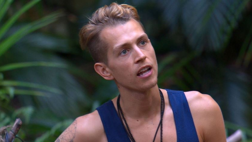 ​James McVey's Band Are Worried For Him In The 'I'm A Celebrity' Jungle