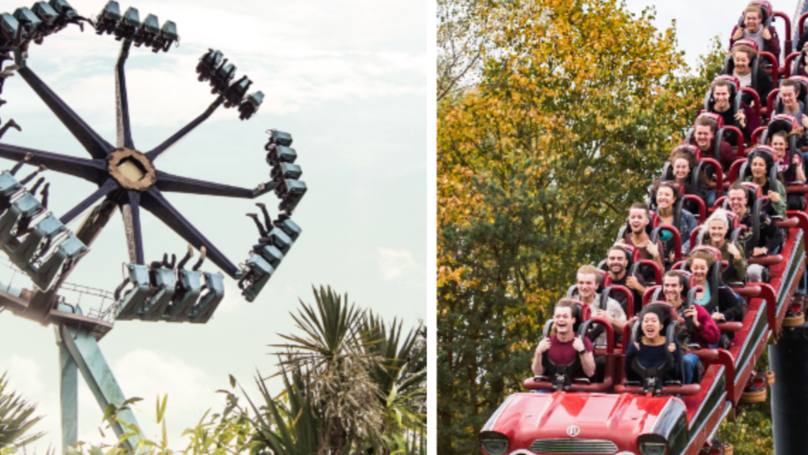 Thorpe Park Resort Has A Half Price Offer On Its Annual Passes