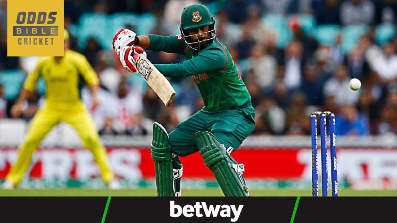 ICC Champions Trophy 2017: Bangladesh v India Betting