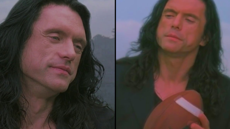 Tommy Wiseau Has Released 'The Room' In Its Entirety On YouTube