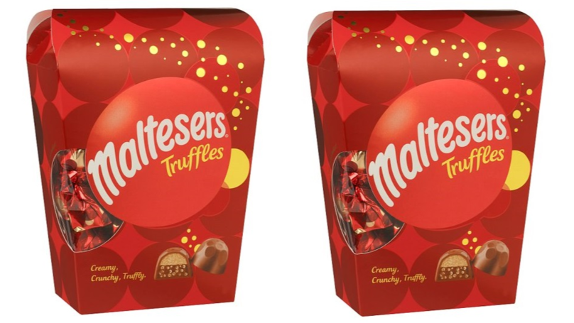 This UK Supermarket Is Selling Giant Boxes Of Maltesers Truffles