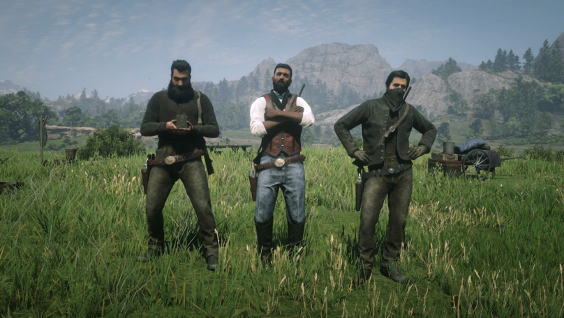 Rockstar Games Won't Reset 'Red Dead Online' Progress Once BETA Ends